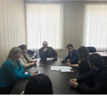 Азрет Караев провел совещание по вопросу предоставления информации в Единую государственную информационную систему социального обеспечения в КГО