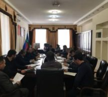 В Администрации Карачаевского городского округа прошло заседание по предупреждению и ликвидации чрезвычайных ситуаций и обеспечению пожарной безопасности