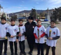 В Карачаевске прошла традиционная акция «Цветы для автоледи»