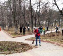 Эстафету акции «Чистый город» приняла администрация КГО