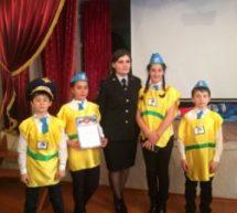 27 марта состоялся муниципальный этап детско-юношеских соревнований юных инспекторов движения «Безопасное колесо «