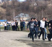 В Карачаевске прошло мероприятие, посвященное Международному дню иммунитета — «Спорт в народ!»