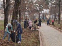 Администрация Карачаевского городского округа приняла эстафету от молодежи г. Теберда, став участником акции «Чистый город»