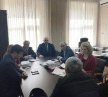 В Администрации Карачаевского городского округа прошло заседание комиссии КГО по административным правонарушениям