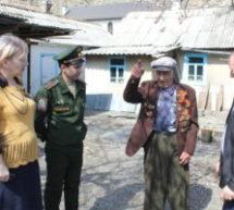 В Карачаевске ветеранов поздравили с вековым юбилеем военных комиссариатов