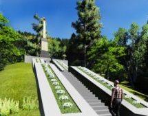 В Карачаевске по итогам общественного голосования благоустроят территорию, прилегающую к обелиску воинам-красноармейцам