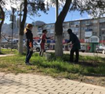 С 1 по 30 апреля на территории КГО проходит месячник по благоустройству и санитарной очистке