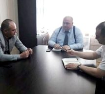 В администрации КГО прошла рабочая встреча с начальником Карачаевского городского отдела судебных приставов УФССП по КЧР