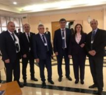 Алик Динаев принимает участие в расширенном заседании контрольно-счетных органов субъектов, входящих в состав Северо-Кавказского и Южного федеральных округов