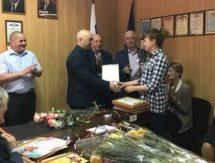 Сотрудники Военного комиссариата Карачаевска получили поздравления со 100-летием со Дня образования Военных комиссариатов России