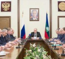 Рашид Темрезов провел совещание по исполнению поручений Президента России в сфере развития конкуренции
