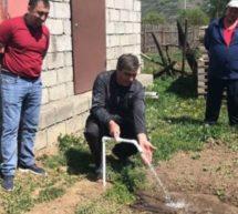 В поселке  Мара-Аягъы Карачаевского городского округа завершились работы по строительству водопроводной линии