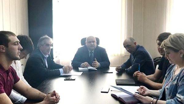 В Администрации КГО состоялось заседание административной комиссии