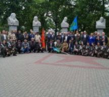 Участники фестиваля «Виват! Шурави!» посетили памятники ветеранам ВОВ и воинам — афганцам