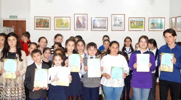 Воспитанники ДХШ Карачаевска успешно представили город на Всероссийском конкурсе
