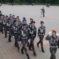 В Карачаевске прошел общегородской «Смотр-конкурс строя и песни – 2018»