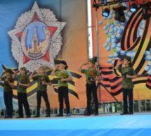 Концерт и фейерверк стали кульминацией празднования Дня победы в Карачаевске