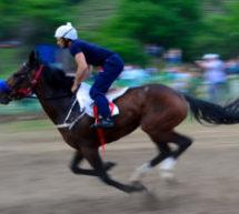 Конно-спортивные соревнования прошли в Карачаевском городском округе