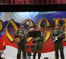 В Карачаевске прошел 1-й фестиваль военно-патриотической песни «Виват! Шурави!»