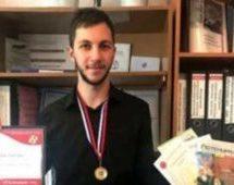 Учащийся из Теберды награжден медалью Международной научной конференции «XVIII Колмогоровские чтения»