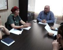 В Карачаевске прошло совещание по координации действий в вопросах оказания государственных и муниципальных услуг населению