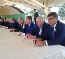 Делегация из Карачаевска приняла участие в торжествах, посвященных Дню России