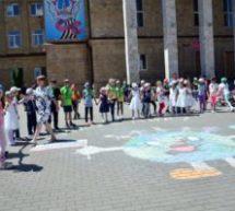 Учащиеся Карачаевска приняли участие в конкурсе «Я рисую Россию»