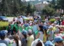 В Карачаевске проходят праздничные мероприятия, посвященные Дню России