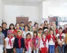В Карачаевске прошло мероприятие ко Дню памяти и скорби