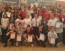 Учащиеся КГО — призеры регионального этапа Всероссийских соревнований  «Президентские состязания» и «Президентские спортивные игры»