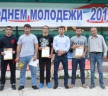 На стадионе «Саулукъ» прошли мероприятия, посвященные Дню Молодежи
