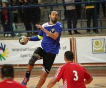 Мурат Чомаев стал серебряным призером чемпионата мира по гандболу