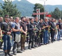 В Карачаевском городском округе прошел ежегодный байк-фестиваль «АндеРРок»