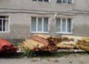 В Карачаевске ведется капитальный ремонт кровли многоквартирных домов