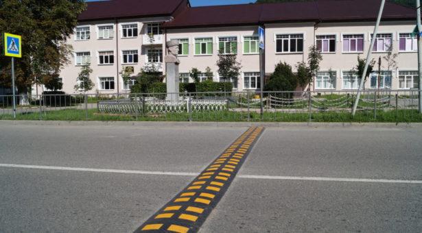 Пешеходные переходы вблизи учебных заведений КГО будут соответствовать новым нацстандартам по безопасности дорожного движения