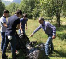 В Карачаевском городском округе прошел субботник