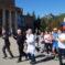 Карачаевск принял участие  в Международной факельной эстафете «Бег мира»