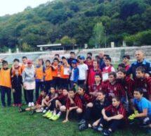 На стадионе «Саулукъ» завершился футбольный турнир, приуроченный ко Дню города Карачаевска