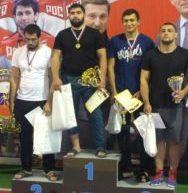 Мурат Джатдоев стал победителем Всероссийского турнира по вольной борьбе