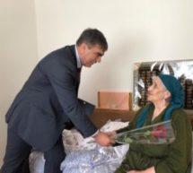 Ровесников города поздравили сегодня в Карачаевске