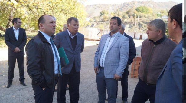 Карачаевск с рабочим визитом посетил Федеральный инспектор аппарата полпреда СКФО по КЧР Юрий Ясько