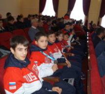 В Карачаевске состоялось подведение итогов работы отдела физической культуры и спорта Администрации КГО за 2018 год