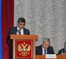 Алик Динаев принял участие в работе XXIII Конференции Карачаево-Черкесского регионального отделения партии «Единая Россия»