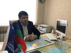 Министр туризма, курортов и молодежной политики КЧР Анзор Эркенов провел в Карачаевске прием граждан по личным вопросам