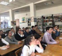 Школьникам Карачаевска рассказали о строительстве Музея – памятника «Защитникам перевалов Кавказа»