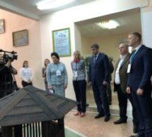 Делегация Администрации Карачаевского городского округа во главе с Мэром Аликом Динаевым приняла участие в Первом муниципальном бизнес-форуме, который прошел в г. Лабинске