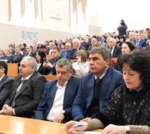 Алик Динаев принял участие в XXIV Конференции Карачаево-Черкесского Регионального отделения Всероссийской политической партии «ЕДИНАЯ РОССИЯ»