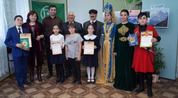 В городской библиотеке им. А. Суюнчева прошло праздничное мероприятие «Ана тилим, джаным-тиним», посвященное Международному дню родных языков