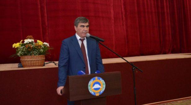 Состоялся итоговый расширенный отчет Мэра КГО Алика Динаева за 2018 год