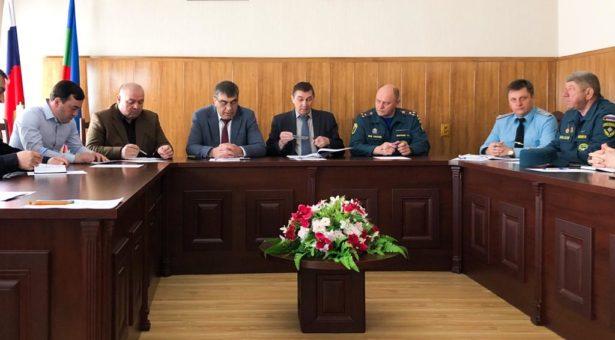 На территории Карачаевского городского округа прошли командно-штабные учения